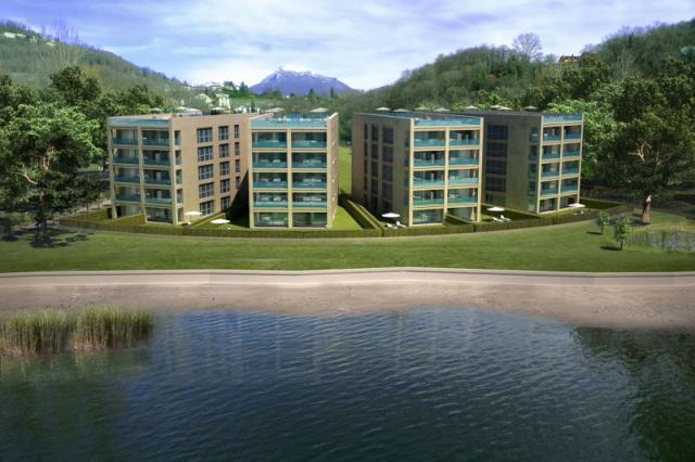 Frankreich-News.Net - Frankreich Infos & Frankreich Tipps | Die neuen Eigentumswohnungen am Luganer See