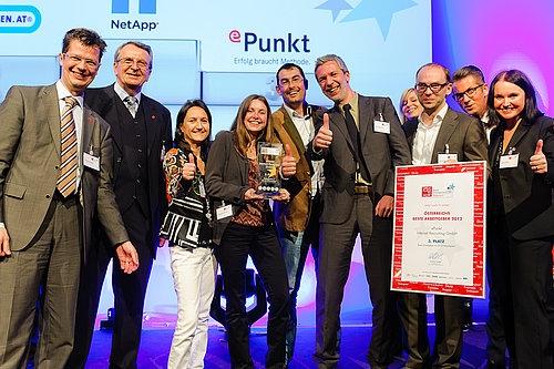 Wien-News.de - Wien Infos & Wien Tipps | ePunkt freut sich über Great Place To Work Auszeichnung.