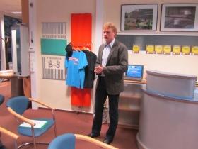 Alternative & Erneuerbare Energien News: Ulrich Biermann bei seinem Vortrag