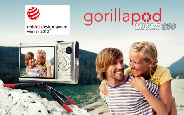 Schweiz-24/7.de - Schweiz Infos & Schweiz Tipps | JOBY Gorillapod Micro 250