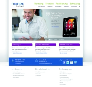 Tickets / Konzertkarten / Eintrittskarten | Im Zuge der strategischen Neuausrichtung hat Nionex auch verschiedene Unternehmensbereiche personell gestärkt und so seine Kompetenzen gezielt ausgebaut.