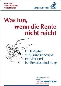 Ostern-247.de - Infos & Tipps rund um Geschenke | Was tun, wenn die Rente nicht reicht? Die neue Broschüre aus dem Verlag C.H.Beck