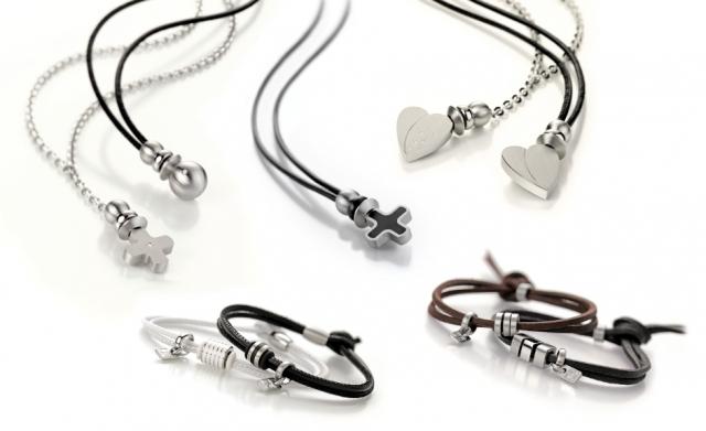 Auto News | Neu im FS 2012: das YuKoN Clicksystem für lange Ketten sowie neue Armbänder YuKoN casual