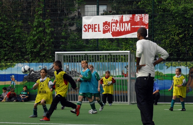 Mainz-Infos.de - Mainz Infos & Mainz Tipps | SPIELRAUM bietet neben dem tatsächlichen Spiel- und Sportplatz auch Raum für die individuelle Entwicklung.