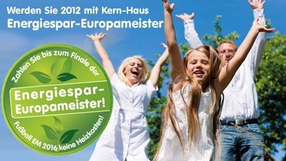 Kern-Haus Energiespar-Europameister