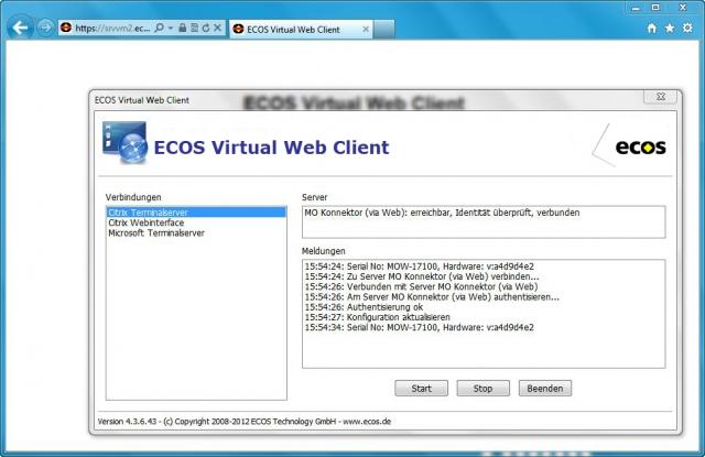 Mainz-Infos.de - Mainz Infos & Mainz Tipps | ECOS Virtual Web Client (www.ecos.de)