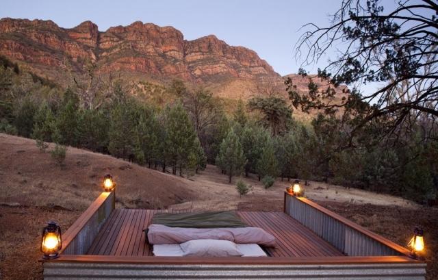 Restaurant Infos & Restaurant News @ Restaurant-Info-123.de | Fotografieren im Outback und Schlafen unter dem südaustralischen Sternenhimmel (Arkaba Station)