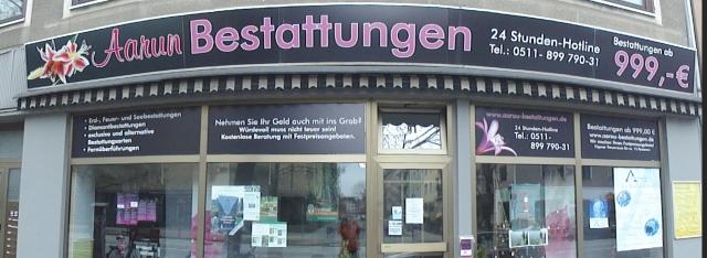 Niedersachsen-Infos.de - Niedersachsen Infos & Niedersachsen Tipps | Aarun Filiale in 30171 Hannover , Marienstr. 91