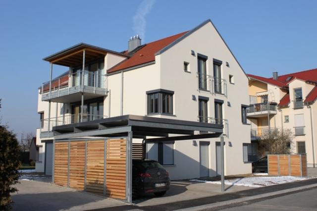 Bayern-24/7.de - Bayern Infos & Bayern Tipps | Das mittlere der drei Eigentumswohnungen im Bad Staffelsteiner Sentinel-Haus ist noch frei.