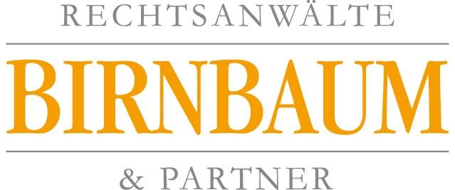 Logo Birnbaum Rechtsanwälte, Köln