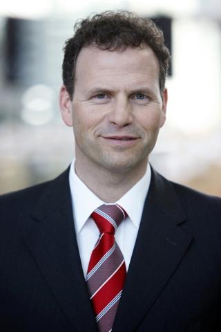Martin Hofer, Vorstand der Wassermann AG, moderiert den Themenkomplex Cloud Logistics.