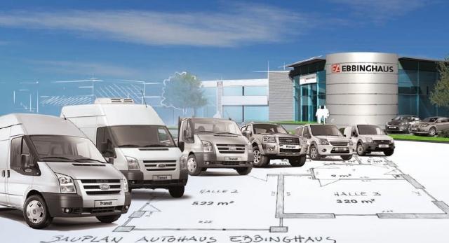 Nordrhein-Westfalen-Info.Net - Nordrhein-Westfalen Infos & Nordrhein-Westfalen Tipps | Ebbinghaus Autozentrum Dortmund GmbH (in der Arminiusstraße)