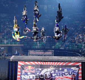 Tickets / Konzertkarten / Eintrittskarten | Nitro Circus Live
