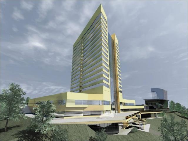 Hamburg-News.NET - Hamburg Infos & Hamburg Tipps | Jüngstes Marriott-Projekt in Russland: Das 216-Zimmer-Haus in Krasnoyarsk wird 2014 eröffnet