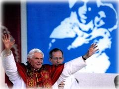 Kuba-News.de - Kuba Infos & Kuba Tipps | Das ist das Bild von Benedikt XVI, das im Mosaik