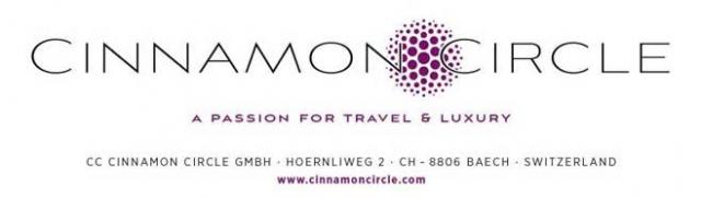 Italien-News.net - Italien Infos & Italien Tipps | Logo Cinnamon Circle