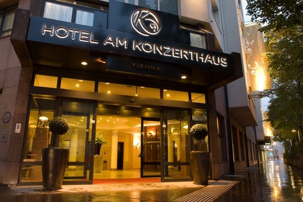 Hotel Infos & Hotel News @ Hotel-Info-24/7.de | Hotel am Konzerthaus Wien - 50plus Hotels Österreich
