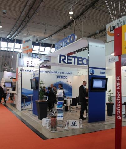 RETECO zieht positives Fazit zur LogiMAT 2012