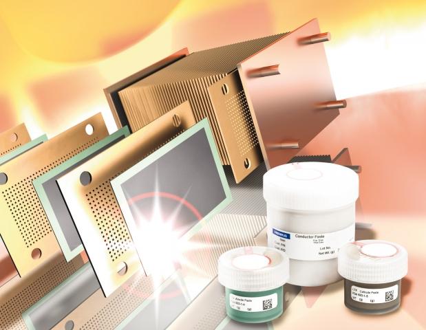 Europa-247.de - Europa Infos & Europa Tipps | Anwenderspezifisch: Individuell abgestimmte Pasten zur Herstellung von Festoxid-Brennstoffzellen (SOFC).