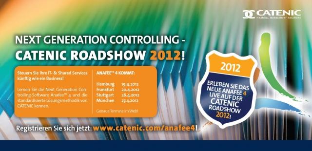 Hamburg-News.NET - Hamburg Infos & Hamburg Tipps | Anafee 4 kommt! - Mehr Informationen zur Catenic Roadshow unter www.catenic.com/Anafee4
