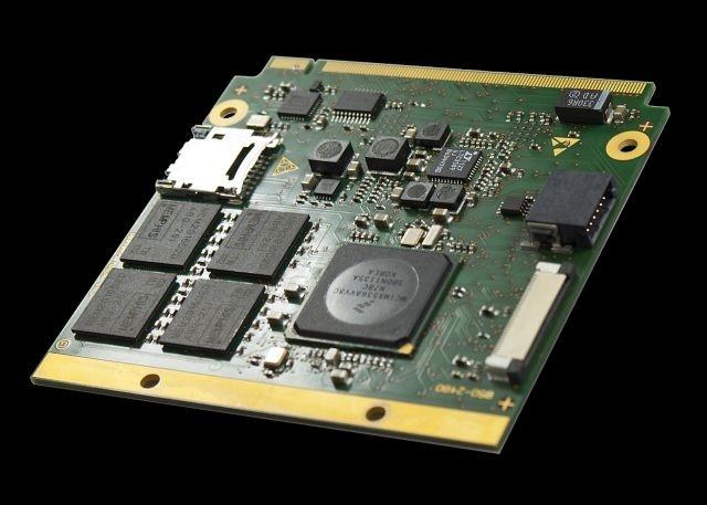 Video Infos & Video Tipps & Video News | Neues Board von Bluetechnix: Qseven mit i.MX53 CPU von Freescale