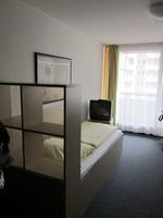 Sport-News-123.de | Einblick Zimmer A1 Apartments München