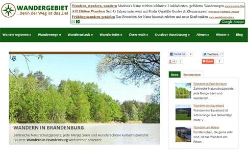 Berlin-News.NET - Berlin Infos & Berlin Tipps | Tipps rund um das Wandern in Deutschland und Österreich