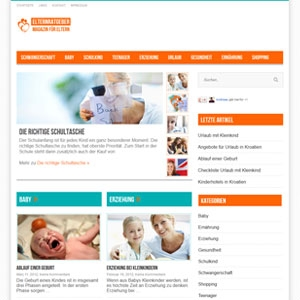 Babies & Kids @ Baby-Portal-123.de | Elternratgeber.at - Tipps für Eltern rund um Familie, Erziehung und Kinder