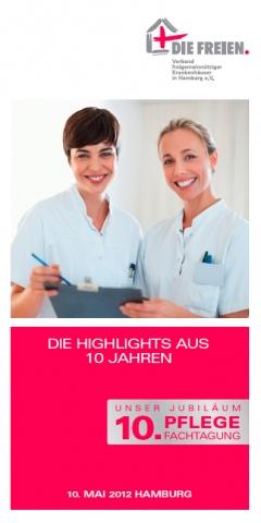Hamburg-News.NET - Hamburg Infos & Hamburg Tipps | DIE FREIEN - 10. Pflegefachtagung