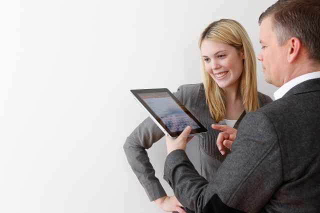 Tablet PC News, Tablet PC Infos & Tablet PC Tipps | Zeitgemäßer Kundendialog – direkte Ansprache mit dem iPad