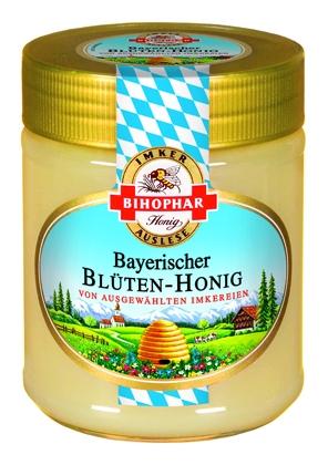 BIHOPHAR Bayerischer Blüten-Honig