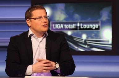 Bayern-24/7.de - Bayern Infos & Bayern Tipps | Max Eberl in der LIGA total! Lounge (www.ligatotal.de)
