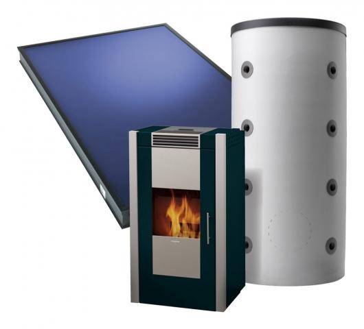 Technik-247.de - Technik Infos & Technik Tipps | : BAFA unterstützt erneuerbare Energien – 2.400 Euro für Solaranlage und Pelletofen – Jetzt Kombi-Bonus sichern
