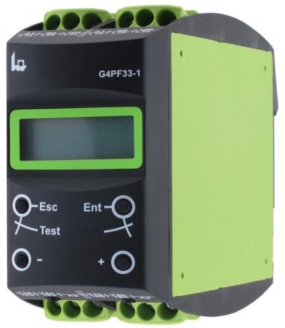 Alternative & Erneuerbare Energien News: Das neue NA-Schutzrelais G4PF33-1 von TELE hat die Unbedenklichkeitsbescheinigung der DGUV erhalten