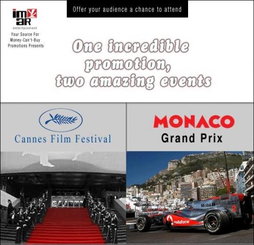 Europa-247.de - Europa Infos & Europa Tipps | Super-Promotion: als VIP beim Monaco Grand Prix und Cannes Filmfestspiele