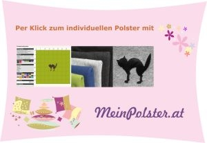 App News @ App-News.Info | www.MeinPolster.at - mit dem Polsterdesigner selbst Kissen gestalten
