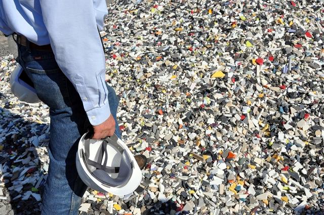 Rheinland-Pfalz-Info.Net - Rheinland-Pfalz Infos & Rheinland-Pfalz Tipps | DuPont Building Innovations verzichtet auf Deponiemüll: Groß angelegte Recycling-Bemühungen vermeiden jährlich mehr als 36.740 Tonnen Restmüll