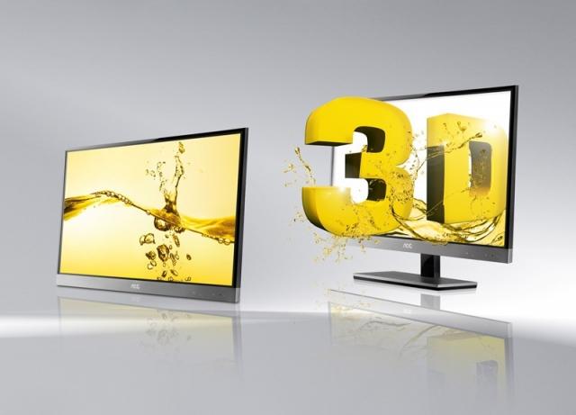 Italien-News.net - Italien Infos & Italien Tipps | Der d2357Ph ist das neueste 3D-Modell von AOC.