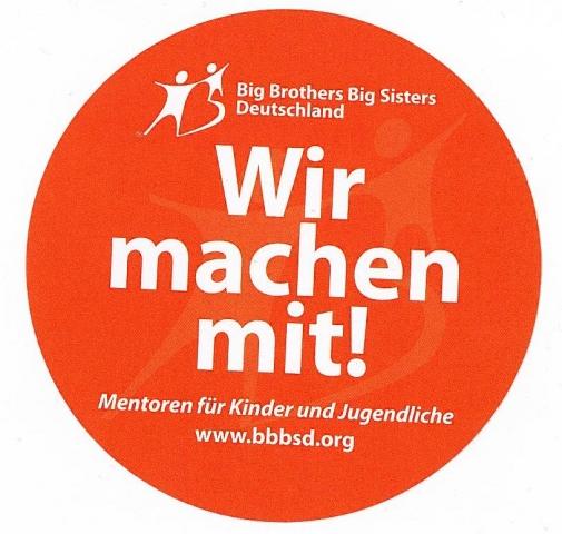 Hamburg-News.NET - Hamburg Infos & Hamburg Tipps | Big Brothers Big Sisters - der Aufkleber