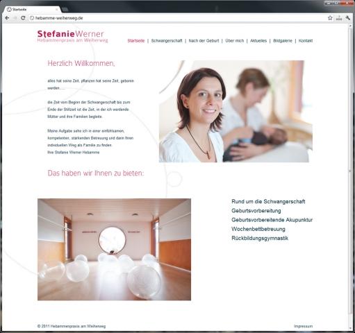 CMS & Blog Infos & CMS & Blog Tipps @ CMS & Blog-News-24/7.de | formativ.net, Webdesign Frankfurt, erstellt neuen Internetauftritt der Hebammenpraxis Stefanie Werner, Oberhausen-Rheinhausen, mit Joomla! CMS.