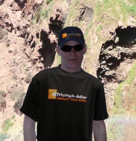 Hardware Infos & Hardware Tipps @ Hardware-News-24/7.de | Torsten Bätz auf Triumph-Tour in Marokko