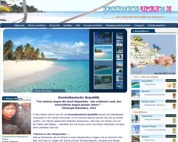 Afrika News & Afrika Infos & Afrika Tipps @ Afrika-123.de | Ausflüge in der Dominikanischen Republik finden