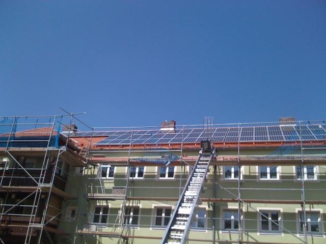 Alternative & Erneuerbare Energien News: EFF3Haus: Energetische Sanierung eines Mehrfamilienhauses