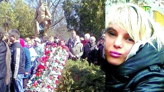 Europa-247.de - Europa Infos & Europa Tipps | Oksana Makar wie eine Prinzessin beerdigt