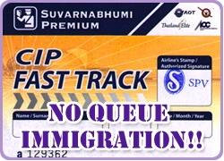 Thailand-News-247.de - Thailand Infos & Thailand Tipps | Begehrter Service: Fasttrack am BKK Flughafen