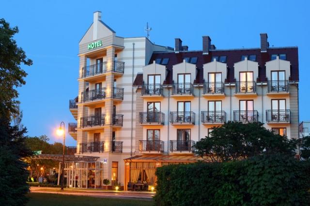Polen-News-247.de - Polen Infos & Polen Tipps | günstiger Urlaub an der Ostsee im Hotel Villa Rezydent