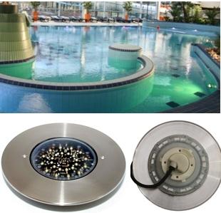 Technik-247.de - Technik Infos & Technik Tipps | LED - Unterwasserscheinwerfer von Dorena