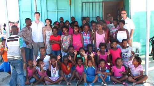 "Afrika News & Afrika Infos & Afrika Tipps @ Afrika-123.de | ""Aktion Frühjahrsputz"" für Kinder in Kapstadt"