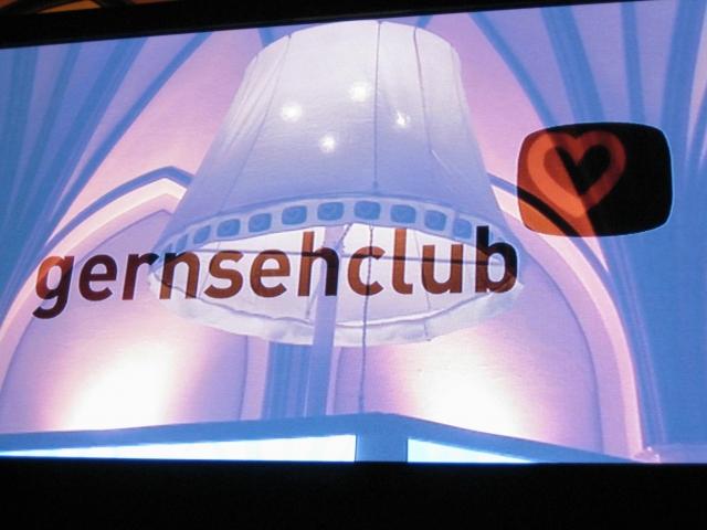 75 Jahre Manfred Krug – ein Gernsehclub am 25.04.12 im ARD-Infocenter im ARD-Hauptstadtstudio Berlin