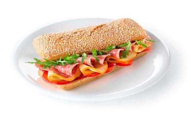 Auto News | Das neue Sandwich Italiano - ab sofort bei VIVA